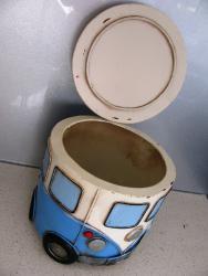 VW Kombi Cookie Tin
