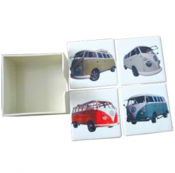 VW Kombi Ceramic Coasters