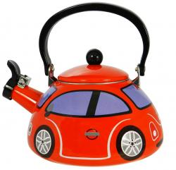 Red Kettle Car
