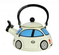 White Kettle Car