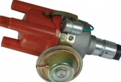 VW 1600 Kombi vacuum advance distributor