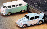 Volkswagen USB Flash Drive Kombi 16GB High Speed Flash Memory Stick
