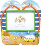 VW Kombi - Picture Frame - Thongs